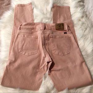 Lucky Brand Jeans - Lucky Brand Lolita Skinny Stretch Jeans size 00/24